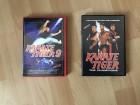 KARATE TIGER 9 und KARATE TIGER 10 auf 2 DVDs uncut