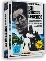 ICH BIN LEGENDE - 3Disc Mediabook Lim 1000 OVP