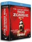 Rob Zombie Box Limited Uncut, Haus der 1000 Leichen etc.