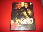 Direct Contact / Dolph Lundgren-DVD-Top Zustand