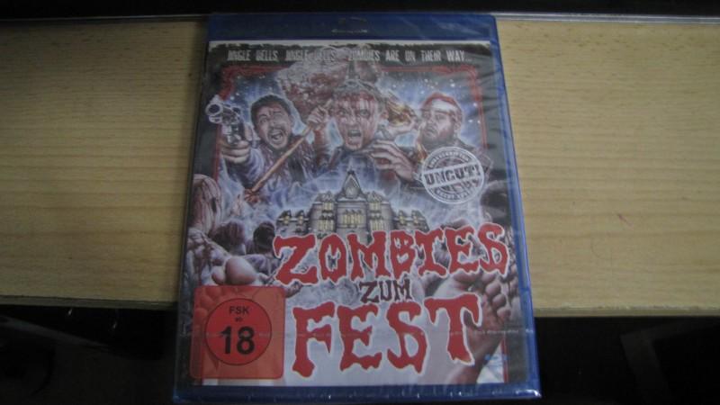 Zombies zum Fest