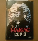 Maniac Cop 3 Mediabook DVD & Blu Ray