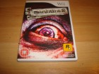 Manhunt 2 für die Wii UK Version Rockstargames