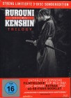 RUROUNI KENSHIN Trilogy - Blu-ray Sonderedition Mediabook