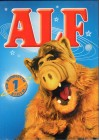 ALF Staffel 1 TV Alien Fun Sitcom Kult - 4 DVDs Box