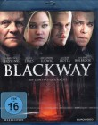 BLACKWAY Auf dem Pfad der Rache - Blu-ray Anthony Hopkins
