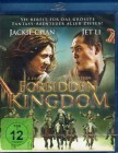 FORBIDDEN KINGDOM Blu-ray - Jackie Chan Jet Li Fantasy 2Disc