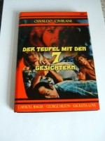 Giallo: Der Teufel mit den 7 Gesichtern (kleine Buchbox)