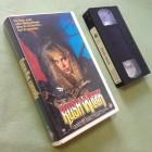 RUSH WEEK Pamela Ludwig VHS Slasher UFA