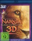 DIE CHRONIKEN VON NARNIA Reise auf der Morgenröte 3D Blu-ray