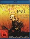 THE HILLS HAVE EYES Die Trilogie - Blu-ray - 3 Filme Kult