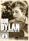 3x Bob Dylan - TV Life and rare 63-75 - DVD