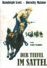 DER TEUFEL IM SATTEL  Western 1955
