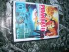 PIRANHAS II DIE RACHE DER KILLERFISCHE UNCUT DVD NEU OVP