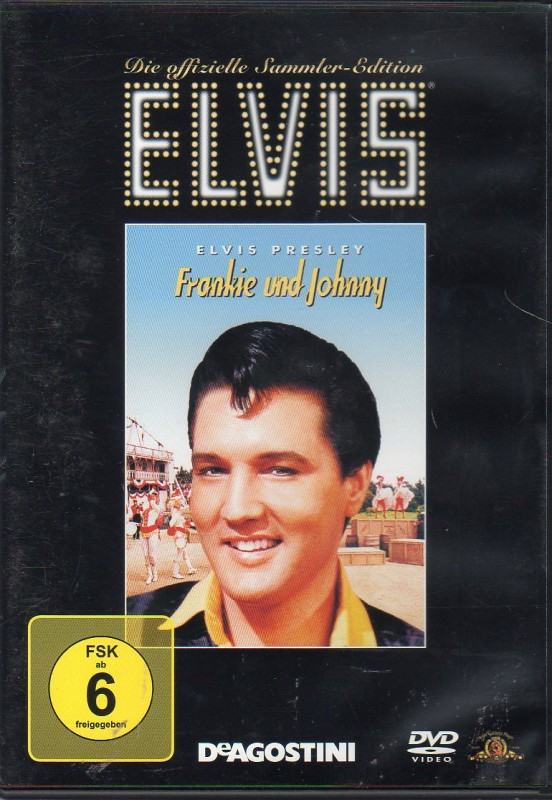Elvis Presley - Frankie und Johnny