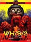 S-VHS (V/H/S 2) / DVD & BD / Mediabook - Cover A - OVP!