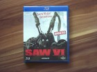 Saw VI unrated Bluray - Jigsaw - Bell Spio