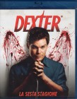 DEXTER Season 6 Blu-ray - Staffel Sechs 4-Disc-Box
