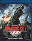 JURASSIC CITY Blu-ray - Dino SciFi B Action