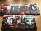 SAW 1-7 DVD Complete Collection Mediabook 100% Uncut