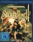 SUCKER PUNCH Blu-ray - SciFi Fantasy Spektakel Zack Snyder