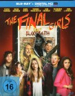 THE FINAL GIRLS Blu-ray - geniale Slasher Hommage Komödie