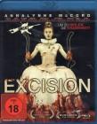 EXCISION Blu-ray - geniales Psycho Horror Drama