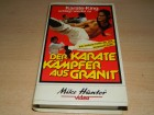 BETA Rarität - Der Karate Kämpfer aus Granit - Mike Hunter