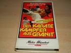BETA Rarität - Der Karate Kämpfer aus Granit - Mike Hunter
