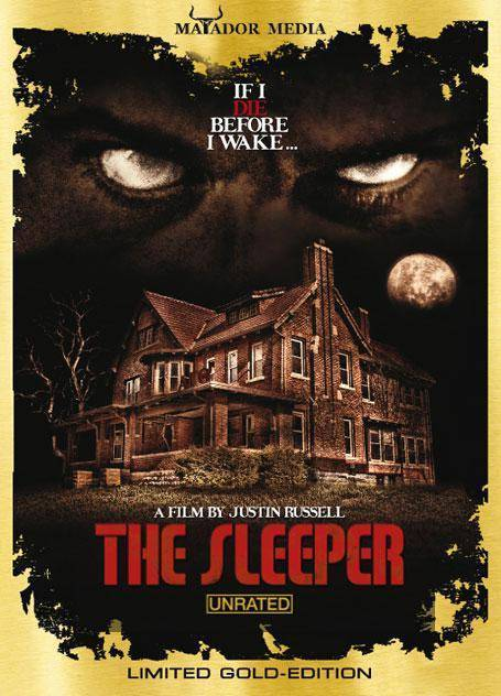 The Sleeper - Limited Gold Edition UNRATED (limitiert)