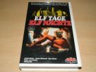 Elf Tage  Elf Nächte - Jessica Moore - Highlight VHS