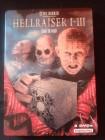 Hellraiser Trilogie Steelbook Uncut 3 DVD´s