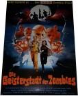 Die GEISTERSTADT der ZOMBIES - Poster 42x29,5 cm