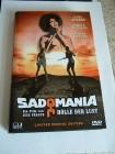 Sadomania - Hölle der Lust (große Buchbox, limitiert)