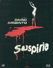 Suspiria - Scary Metal Collection (Uncut / Blu-ray)