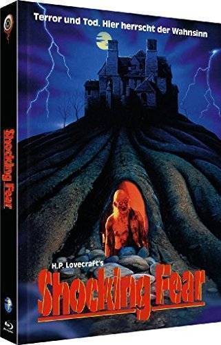 Lurking Fear Mediabook Cover A BluRay+DVD NEU & OVP