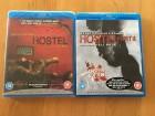 Hostel 1 und 2 (BluRay) OVP