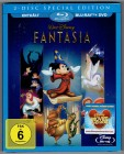 Fantasia - Disney - 2-Disc Special Edition - Blu-ray