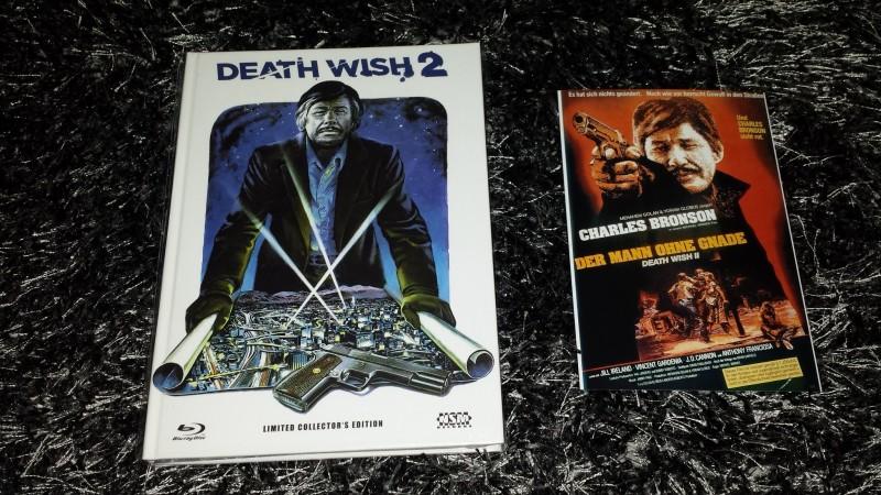 Death Wish 2 Mediabook