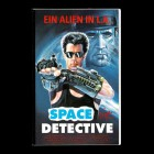 Space Detective - Sci-Fi