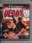 Rainbow Six Vegas 2 - PS3 Spiel - deutsch - neu