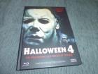 3 Disc Blu-ray Halloween 4 IV Mediabook Cover A a Sammlung
