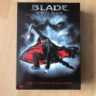 BLADE TRILOGY ( Teile 1 - 3 ) auf 4 DVDs uncut