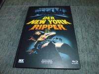 Blu-ray Der New York Ripper  Mediabook aus Sammlung