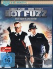 HOT FUZZ Blu-ray - geniale Comedy Action Simon Pegg