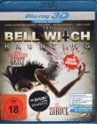 THE BELL WITCH HAUNTING Blu-ray 3D Mystery Horror Asylum