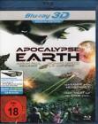 APOCALYPSE EARTH Blu-ray 3D Alien SciFi Action Thriller