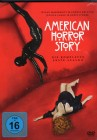 AMERICAN HORROR STORY Season 1 4x DVD Box Staffel Eins