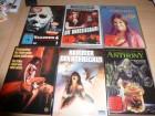 DVD-Raritäten (Kammer der Schrecken, Anthony,Killer Reserved