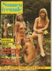 Sonnenfreunde FKK-Magazin Nr. 9, September 1974